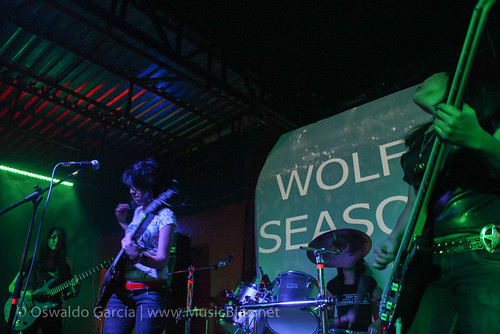 Wolf Season @ Black Dog, Qro!