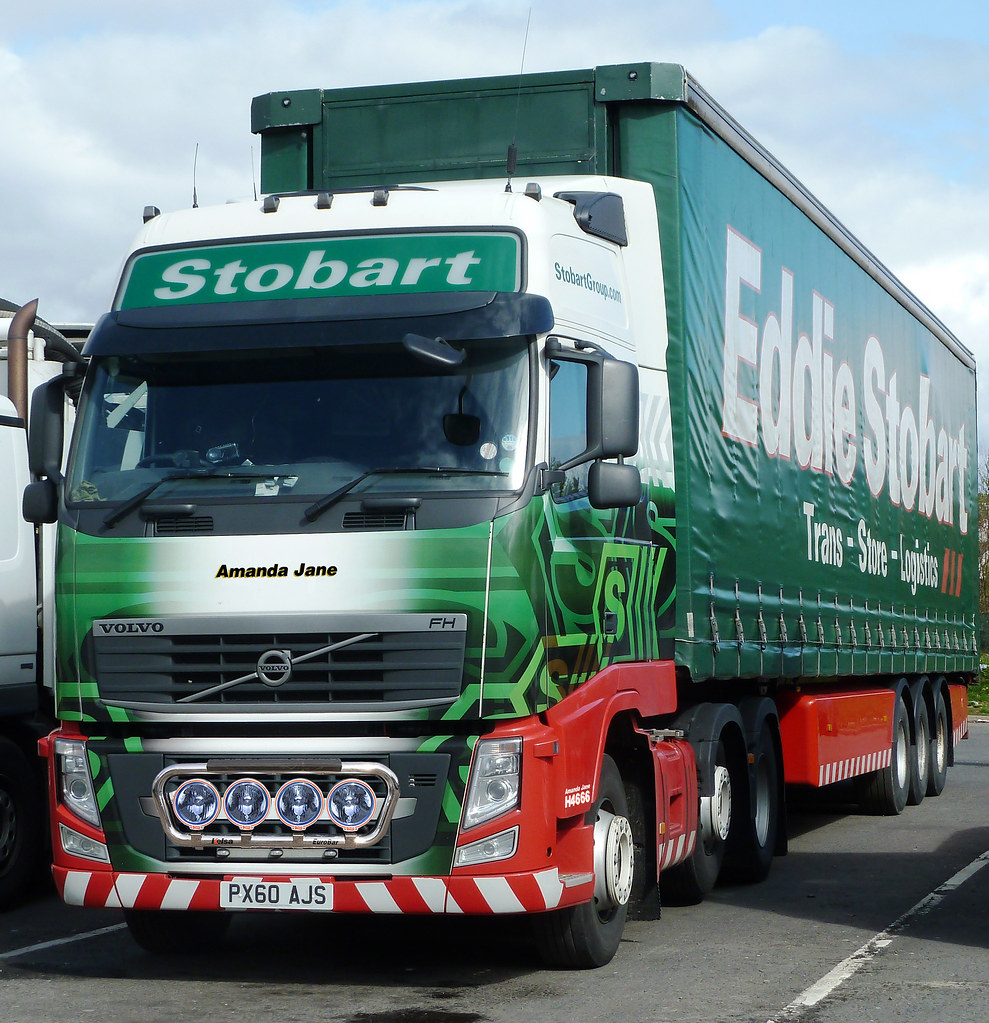 how to get your name on an eddie stobart lorry