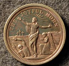 Joyful Morm medal obverse