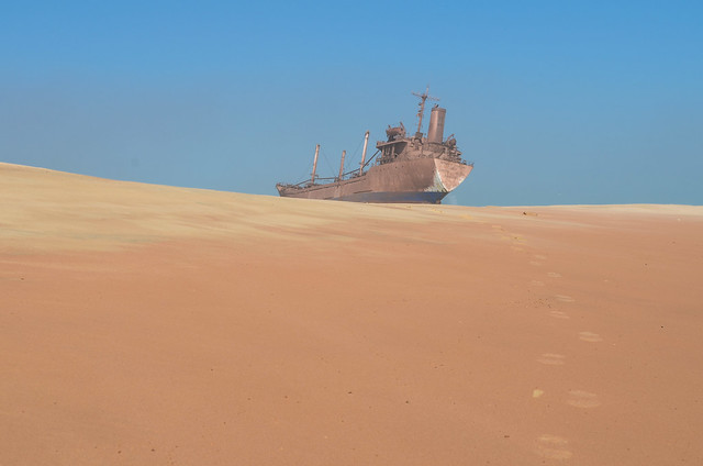 Las maravillas del desierto del Sahara 8601092985_76139b90c2_z