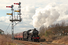 Blyth & Tyne Steam Special