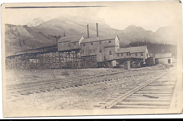 POCAHONTAS MINE 1914 by CC user woodhead on Flickr