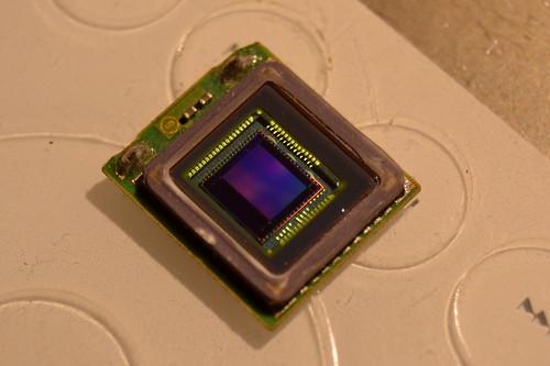 Phone Camera CCD
