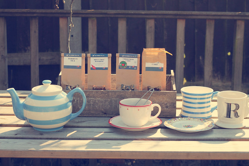 Bluebird Tea Company