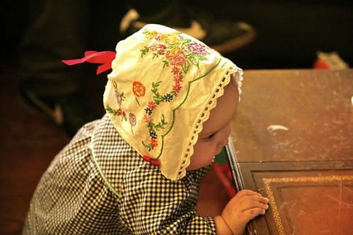 Bonnet.