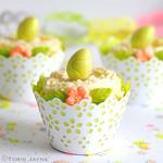 Gluten free Key Lime cupcakes