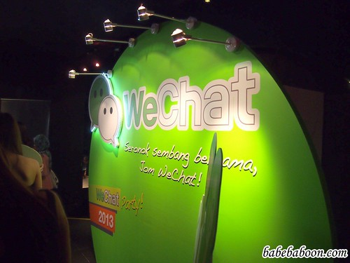 WeChat Launch Party