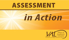 Assessment in Action Program Logo