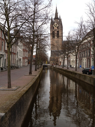 Old Church, Delft