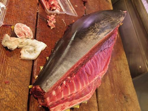 Yokohama Fish Market