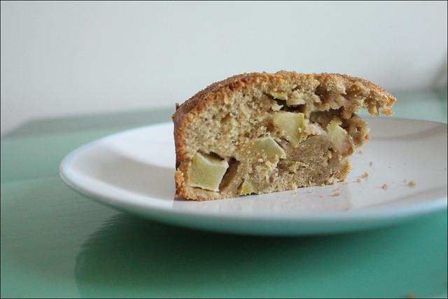 spanish apple cake