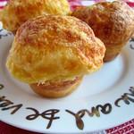 201304 偽巴西芝士麵包