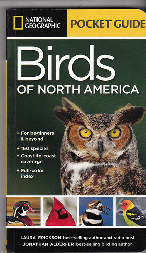 National Geographic Pocket Guide: Birds of North America