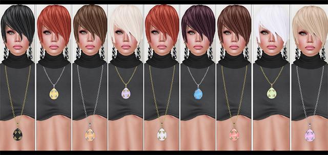 - .::WoW Skins::., CandyDoll, Maxi Gossamer, Spirit Store & Vanity Hair -