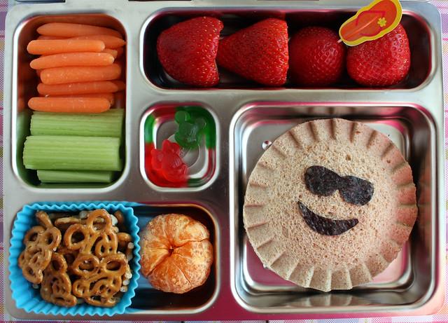 Preschooler Bento #424: Vacation Fun