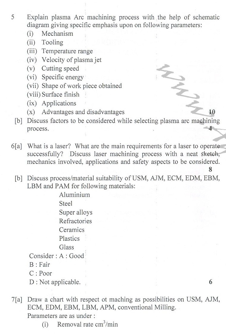 DTU Question Papers 2010 – 8 Semester - End Sem - PE-413