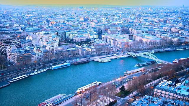 Eurotrip 2013   Eiffel Tower @ Paris, France