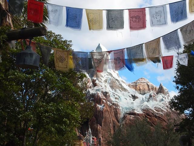 Expedition Everest bew