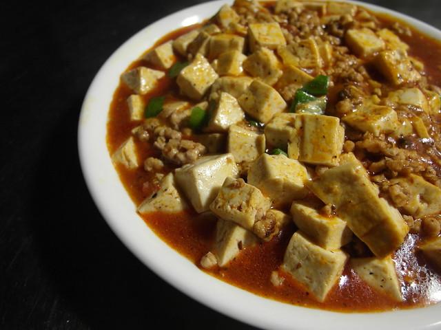 寧記麻辣鍋醬之簡易版麻婆豆腐