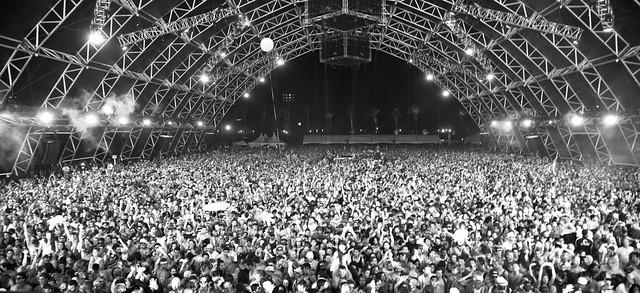 Moby @ Coachella