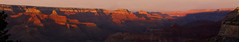 panorama - sunset - Grand Canyon - 4-01-13  01s