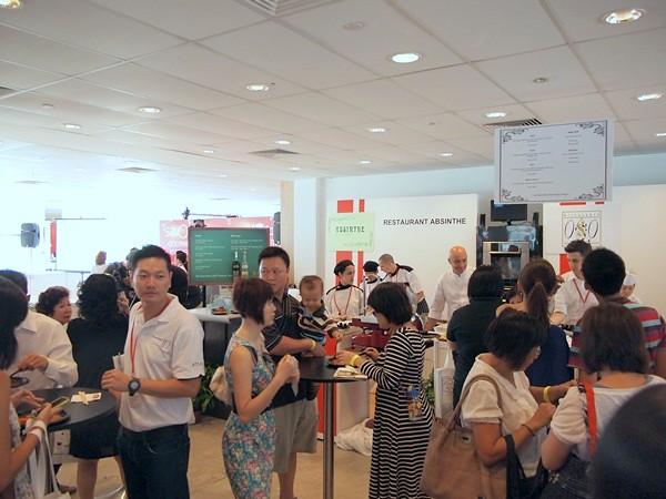 savour 2013 - singapore - gourmet market (137)