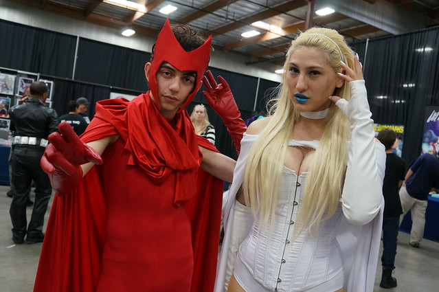 Frank and Son's Cosplay Con 2013