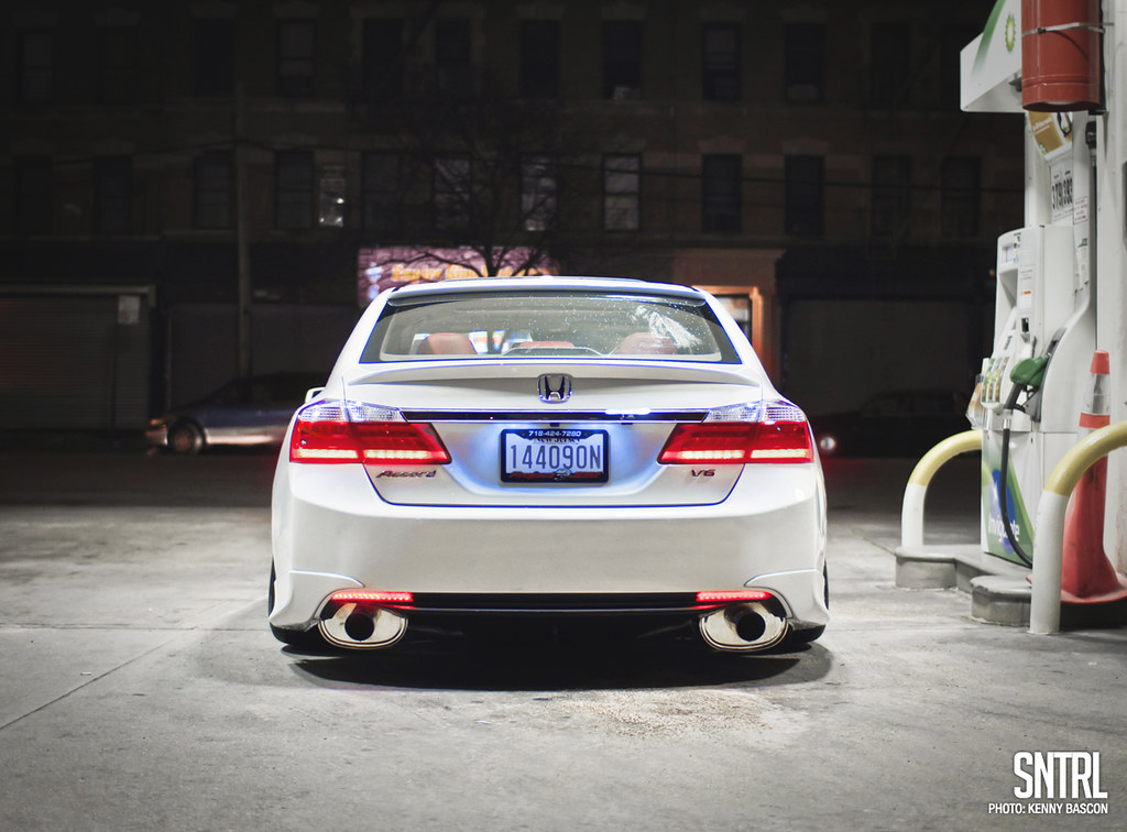 9Th Gen Accord >> » 1st Look: Dressed to the Nines | SNTRL