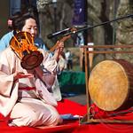 Tomofuji kai Music Group, 2013 Essex County Cherry Blossom Festival, Branch Brook Park, New Jersey