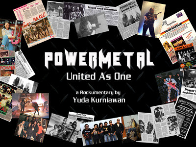 POWERMETAL United As One, A Rockumentary