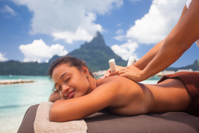 Deep Ocean Spa, InterContinental Bora Bora Resort & Thalasso Spa