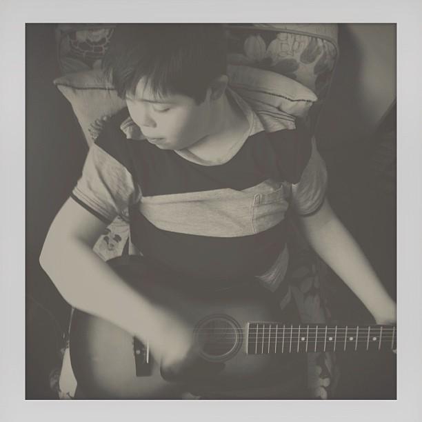 singing away