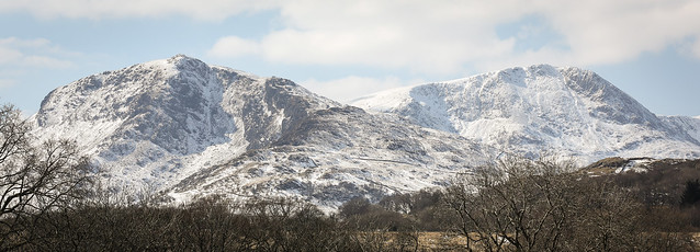 Towards Cadair Idris (25x9 version)