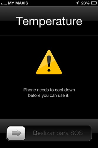 hot iPhone