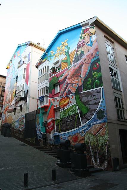 Mural en cantón