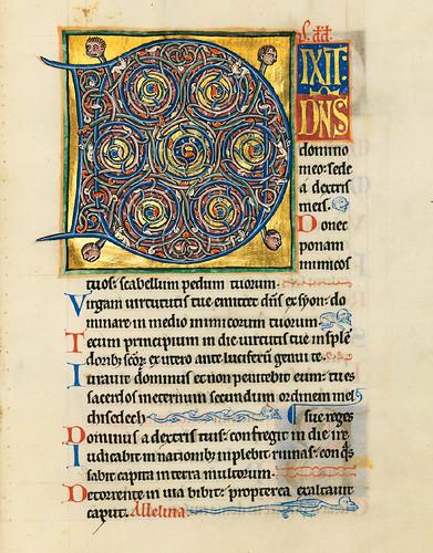 018-Salterio dorado de Múnich-1200-1225 d.C- Biblioteca Estatal de Baviera (BSB)