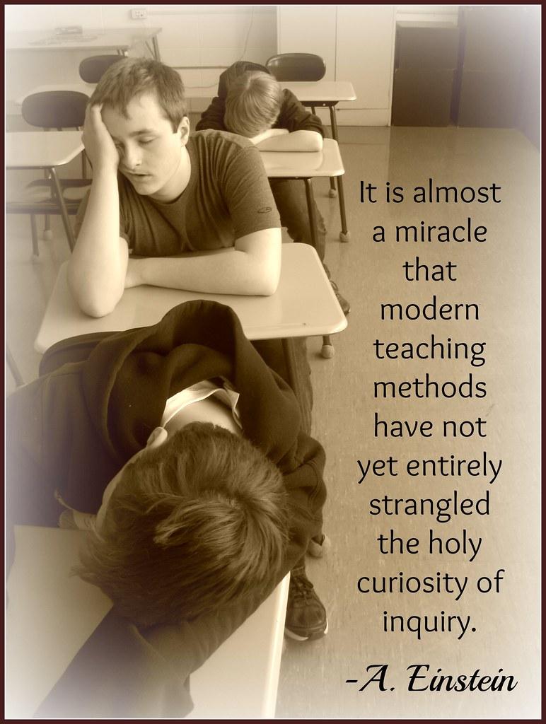 Don't Strangle Holy Curiosity