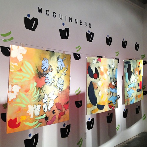 New work by Katharine McGuinness showing at Spark Gallery in #Denver