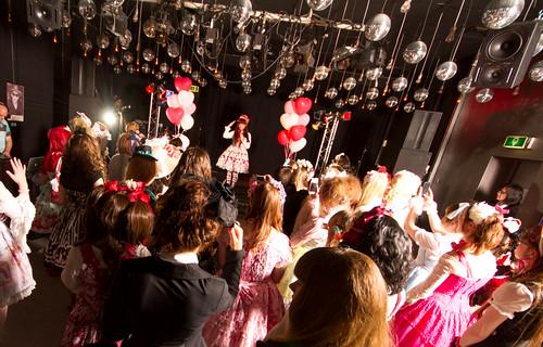 Misako Performing