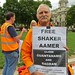 Ray Silk calls for the release from Guantanamo of Shaker Aamer