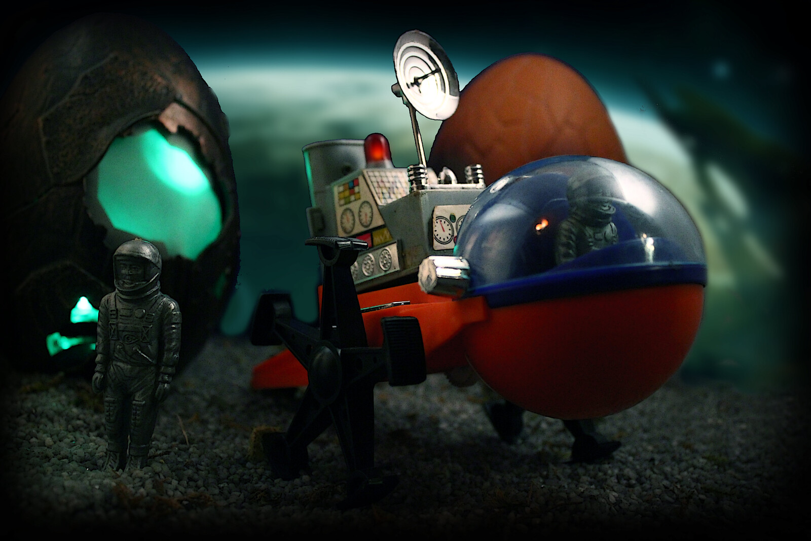 Exploring Lunar 5-C.....