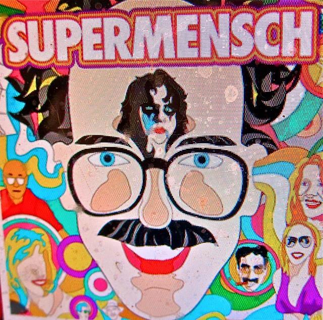 supermensch poster