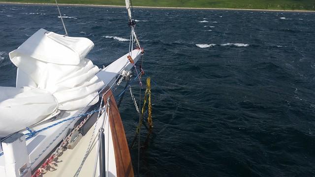 anchor snubber
