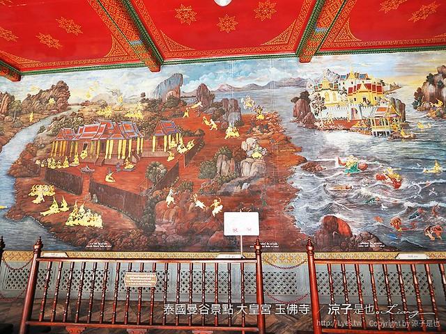 泰國曼谷景點 大皇宮 玉佛寺  64