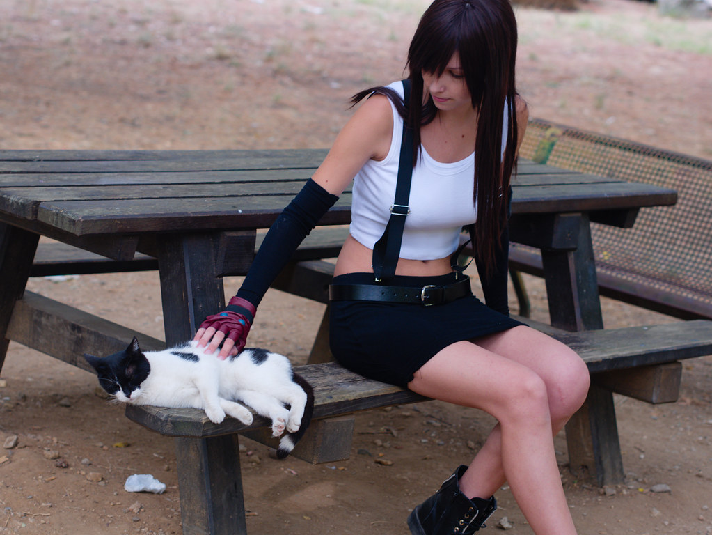 related image - Shooting Tifa Lockhart - Final Fantasy - Gorges de l'Hérault - 2016-08-17- P1520628