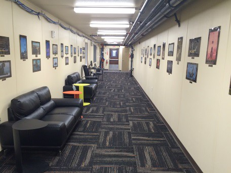 Sackett Hallway/Common Area