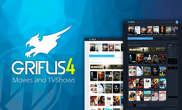 Grifus WordPress Theme from MindoThemes