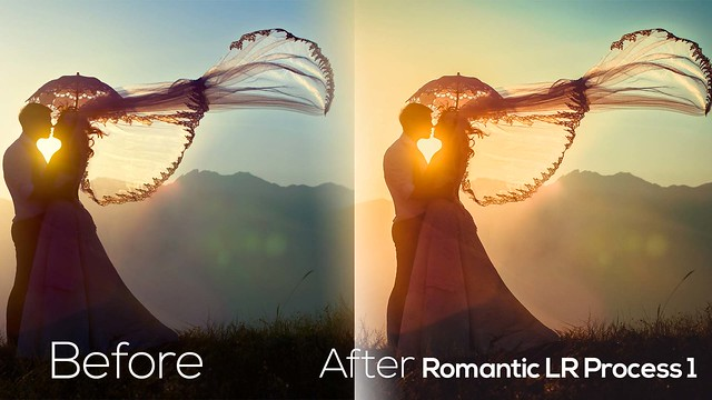 01. Romantic LR Process 1