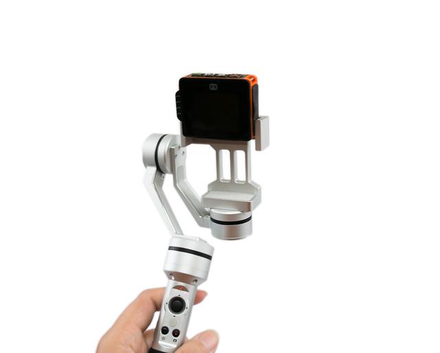 唯一雙用!橫直拍都可以!智能鳥 Uoplay 三軸穩定器真的有厲害!GoPro 也能用! @3C 達人廖阿輝