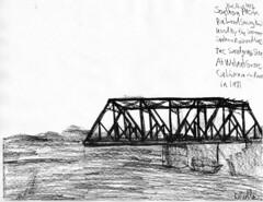 Southern Pacific Railroad Bridge004